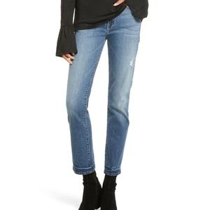 Frame | Le High Straight high rise crop jeans 26